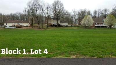 Calvert City Residential Lots & Land For Sale: Block 1 Royal Park Drive Lot 4