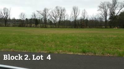 Calvert City Residential Lots & Land For Sale: Block 2 Royal Park Drive Lot 6