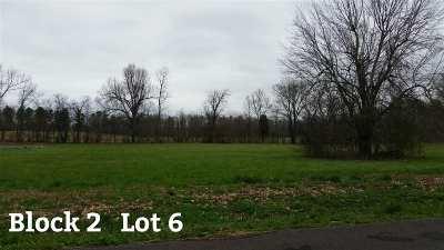 Calvert City Residential Lots & Land For Sale: Block 2 Royal Park Dr Lot 6