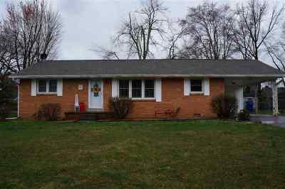 Murray Single Family Home For Sale: 1513 Henry Street