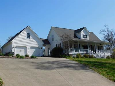 Calloway County Single Family Home For Sale: 278 Morgan Drive