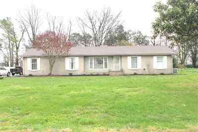 Hopkinsville Single Family Home For Sale: 322 Hillaire Dr