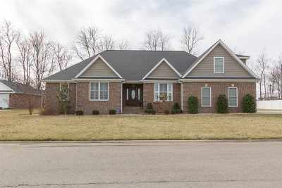 Paducah KY Single Family Home Contract Recd - See Rmrks: $384,900