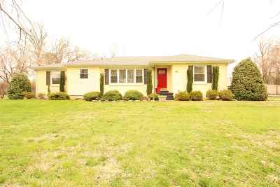 Paducah Single Family Home Contract Recd - See Rmrks: 850 N 37th Street