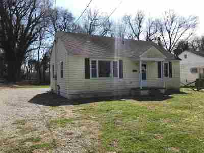 Paducah Single Family Home For Sale: 616 McKinley St