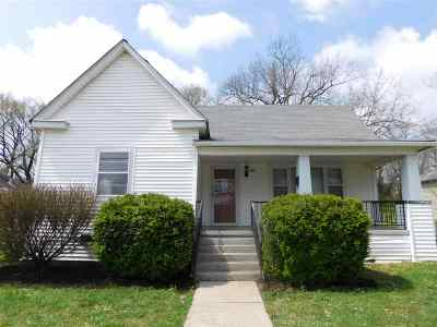 Murray Single Family Home Contract Recd - See Rmrks: 407 N 5th St