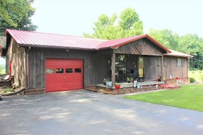 Murray KY Single Family Home For Sale: $149,900