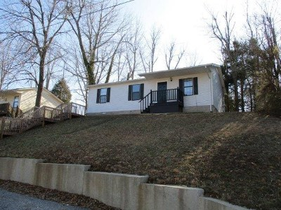 Paducah Single Family Home Contract Recd - See Rmrks: 100 Tralee