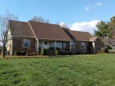 Caldwell County Single Family Home For Sale: 1200 S Jefferson St.