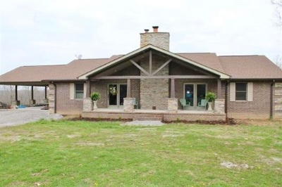 Lyon County, Trigg County Single Family Home For Sale: 430 Cook Rd