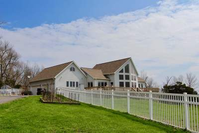 Fredonia Single Family Home For Sale: 452 Gosche Hollow Rd.