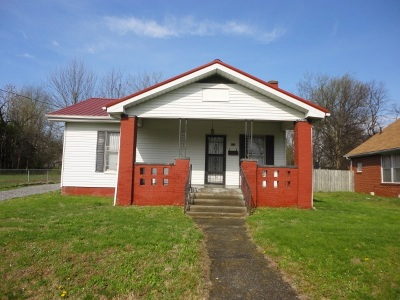 Mayfield Single Family Home Contract Recd - See Rmrks: 919 S 6th Street