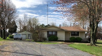 Benton Single Family Home For Sale: 315 Dowdy Cemetery Rd