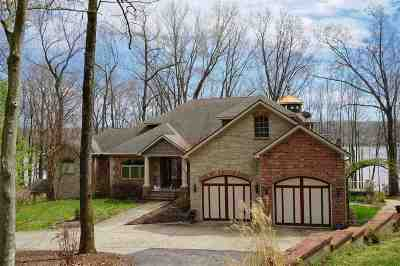 Eddyville KY Single Family Home For Sale: $1,375,000