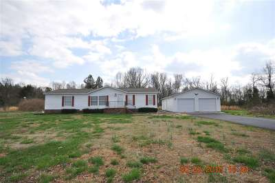 Benton Manufactured Home Contract Recd - See Rmrks: 2872 Sharpe Elva Road