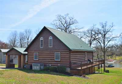 Benton Single Family Home Contract Recd - See Rmrks: 204 Lake Dr