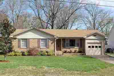 Murray Single Family Home Contract Recd - See Rmrks: 1710 Miller Avenue