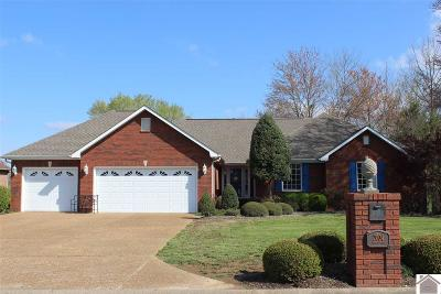Calloway County Single Family Home For Sale: 2004 Rugby Drive