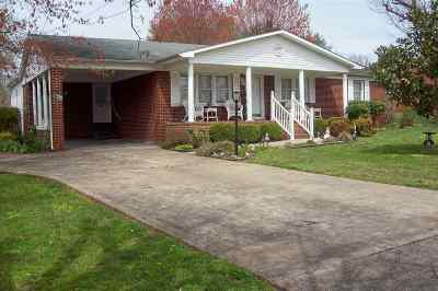 Mayfield Single Family Home Contract Recd - See Rmrks: 811 Macedonia Rd