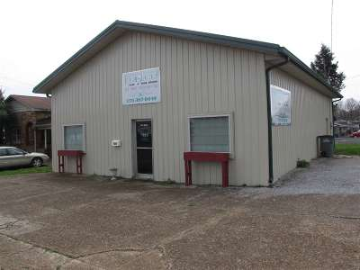 Benton KY Commercial For Sale: $149,900