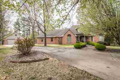 Paducah Single Family Home For Sale: 22 Greenwood Place