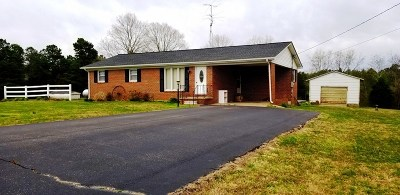Murray Single Family Home Contract Recd - See Rmrks: 208 Woodsong Lane