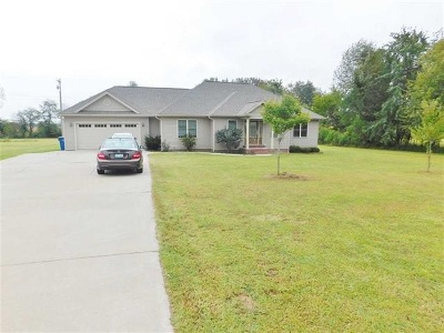 Hickory Single Family Home For Sale: 8120 State Route 1241