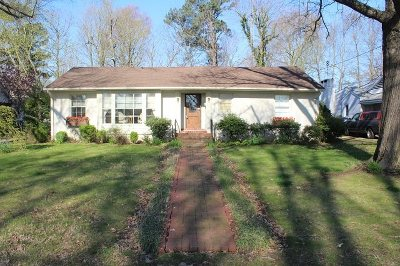 Mayfield Single Family Home For Sale: 811 Pryor