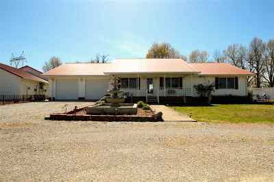 Benton Single Family Home Contract Recd - See Rmrks: 263 Gerald Moore Loop
