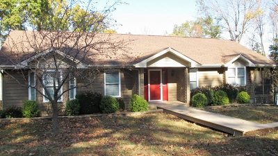 Lyon County, Trigg County Single Family Home For Sale: 132 Nida Rd