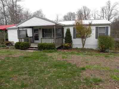 Kuttawa Single Family Home Contract Recd - See Rmrks: 108 Loop Road