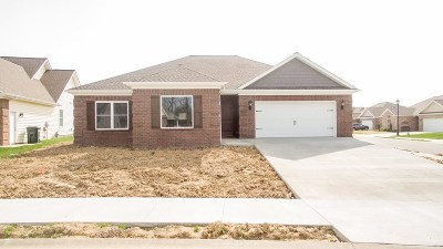 Paducah Single Family Home For Sale: 3300 Quail Covey