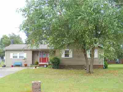 Mayfield Single Family Home Contract Recd - See Rmrks: 155 Big Valley Dr