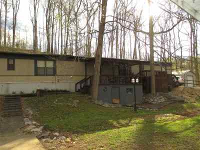 Eddyville Manufactured Home For Sale: 96 Thrush Lane