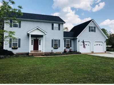 Murray Single Family Home For Sale: 803 Nancy Drive
