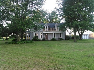 Murray Single Family Home For Sale: 3967 Browns Grove Road
