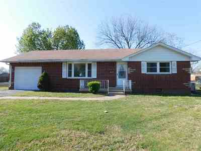 Murray Single Family Home Contract Recd - See Rmrks: 1701 College Farm Rd
