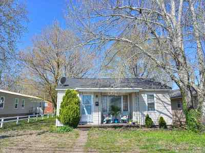 Benton Single Family Home For Sale: 602 Olive St.