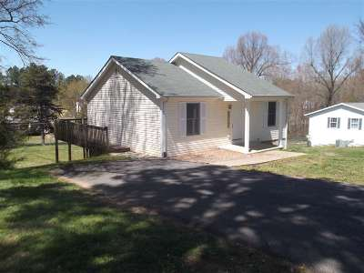 McCracken County Single Family Home For Sale: 6031 Greenvale Lane