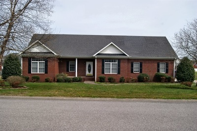 Murray Single Family Home Contract Recd - See Rmrks: 110 Murray Estates Drive