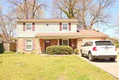 McCracken County Single Family Home For Sale: 2319 Laclede