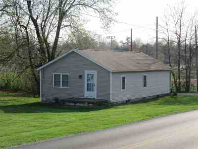 Paducah Single Family Home For Sale: 3109 Kansas