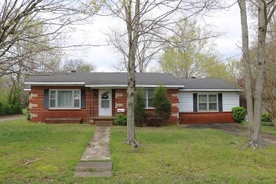 Murray Single Family Home For Sale: 706 Story