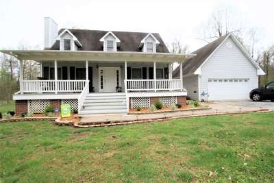 Calvert City Single Family Home Contract Recd - See Rmrks: 97 Helena Road