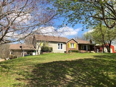 Boaz KY Single Family Home For Sale: $170,000
