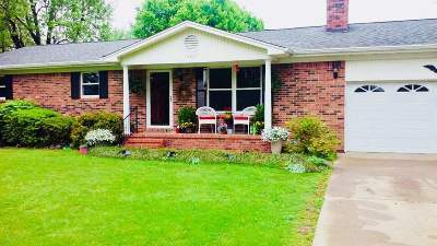 Paducah Single Family Home Contract Recd - See Rmrks: 5227 Pace Drive