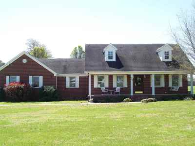Mayfield Single Family Home Contract Recd - See Rmrks: 295 W Tucker Rd