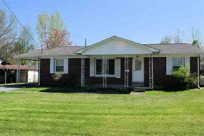 Mayfield Single Family Home Contract Recd - See Rmrks: 502 Hillside