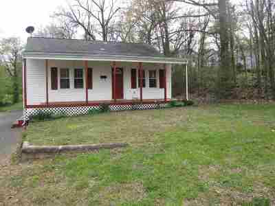 Benton Single Family Home For Sale: 904 W 10th