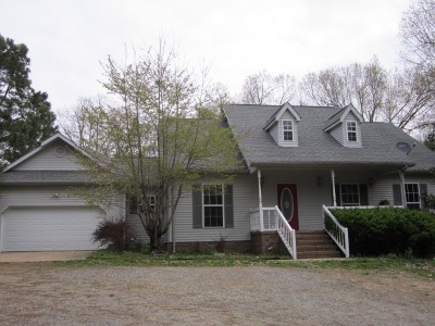 Benton Single Family Home For Sale: 3855 Old Olive Rd